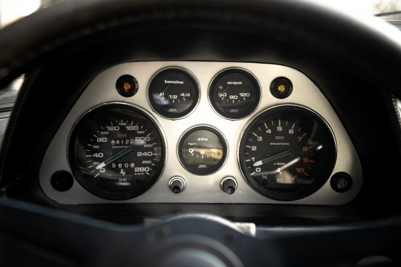 1980 Ferrari 208 GTB Carburatori 81304
