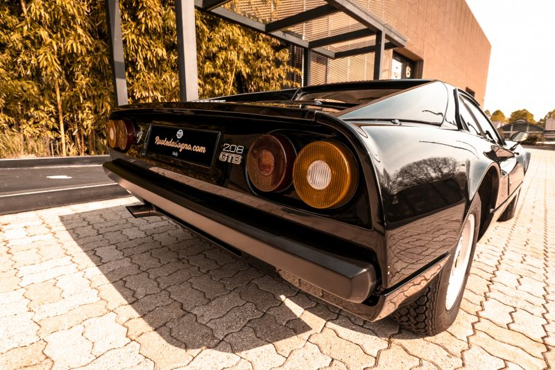 1980 Ferrari 208 GTB Carburatori 81270