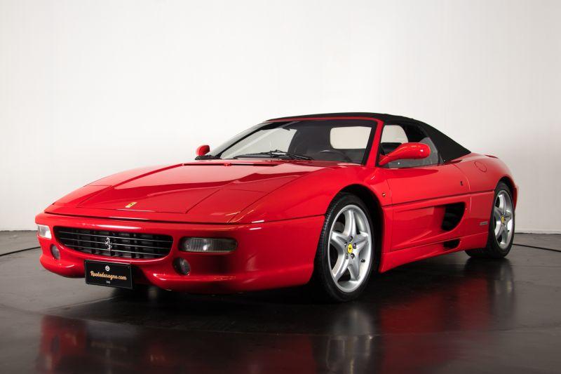 1996 Ferrari F355 spider 19389