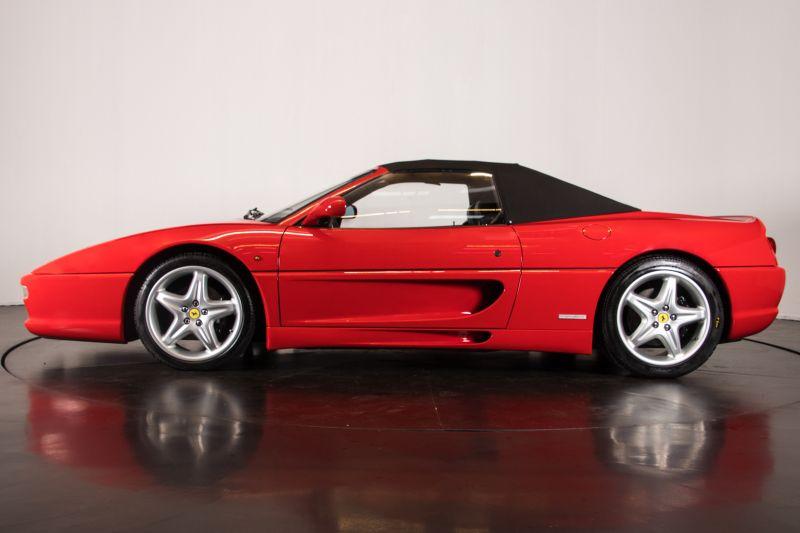 1996 Ferrari F355 spider 19385