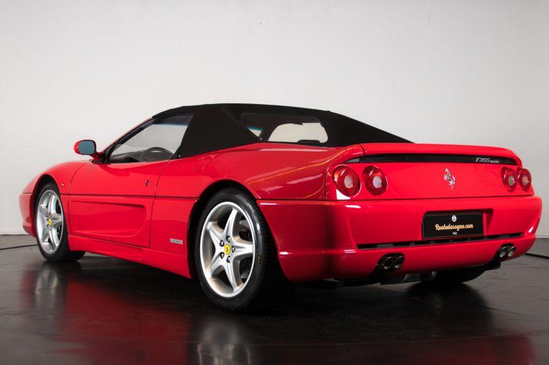 1996 Ferrari F355 spider 19387