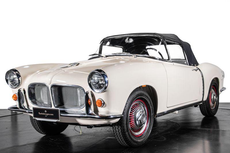 1959 FIAT 1200 TV TRASFORMABILE 62833