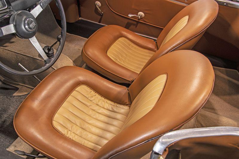 1959 FIAT 1200 TV TRASFORMABILE 54049