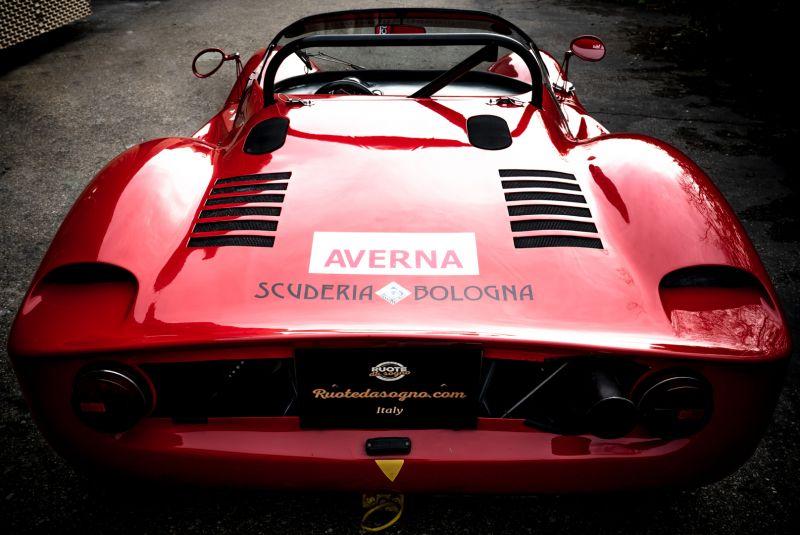 1968 Fiat Abarth 1000 SP 57299