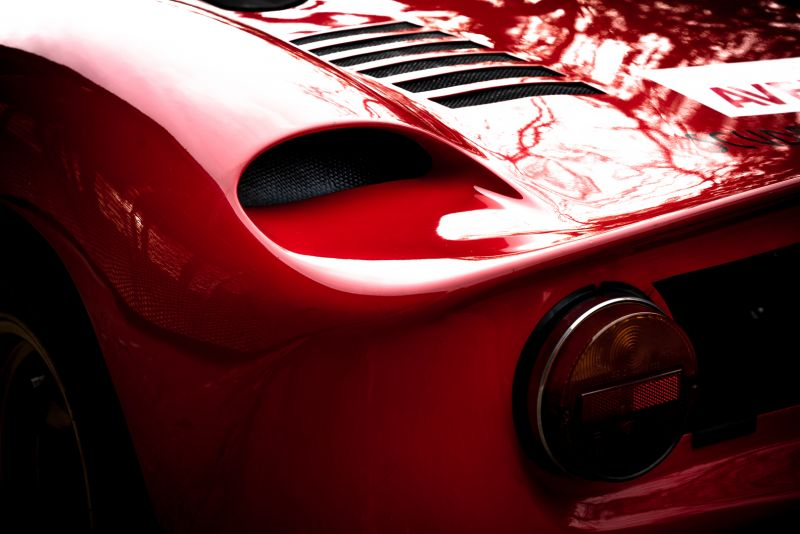 1968 Fiat Abarth 1000 SP 57302