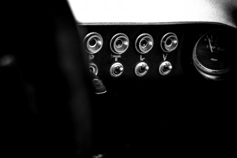 1968 Fiat Abarth 1000 SP 57324