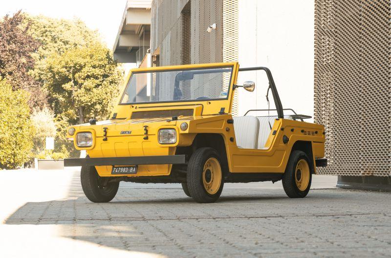 1977 FIAT 126 Jungla Savio 76362