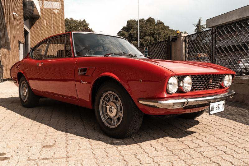 1968 Fiat Dino Coupè 80237