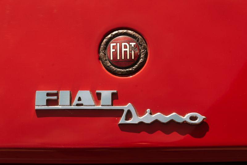1968 Fiat Dino Coupè 80247