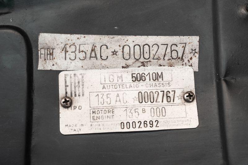 1968 Fiat Dino Coupè 80269