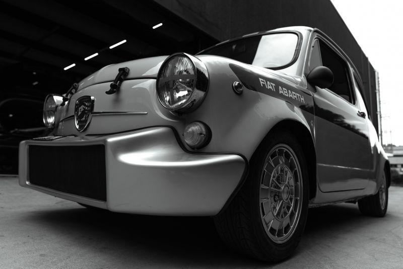 1967 Fiat 600 D Abarth Replica 80453