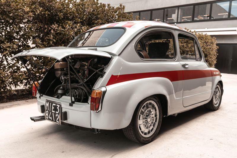 1967 Fiat 600 D Abarth Replica 80460