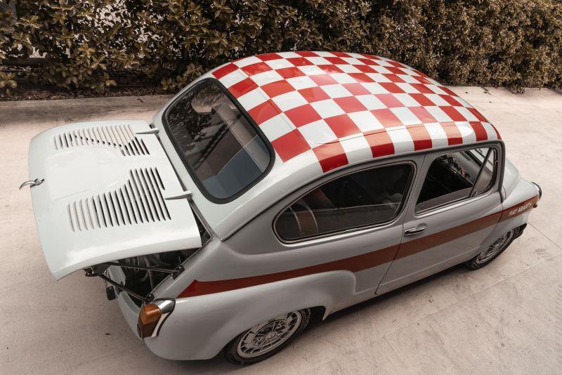 1967 Fiat 600 D Abarth Replica 80466