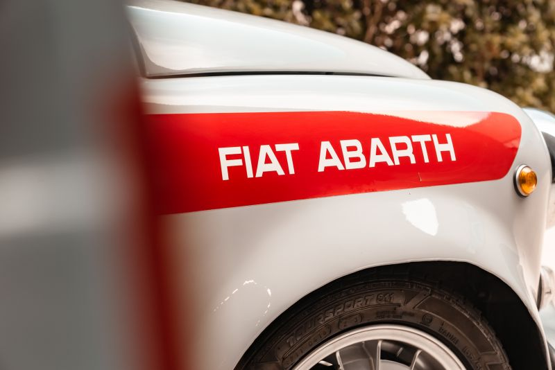 1967 Fiat 600 D Abarth Replica 80470