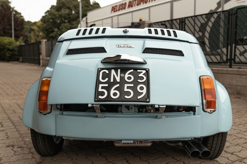 1971 Fiat 500 F Replica Speedster 80051