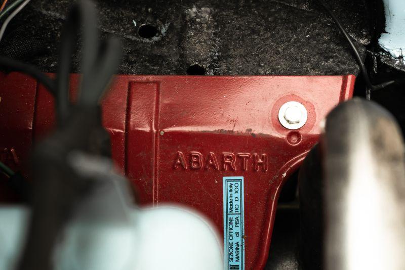 1971 Fiat 500 F Replica Speedster 80082