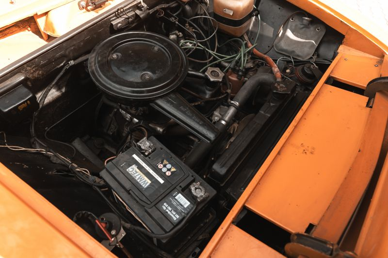 1969 Fiat 124 Coupé Eveline Vignale 81780