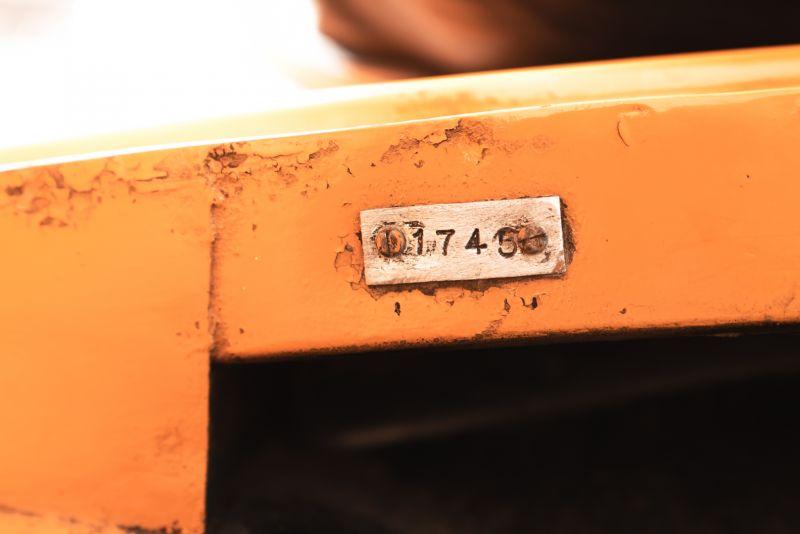 1969 Fiat 124 Coupé Eveline Vignale 81783
