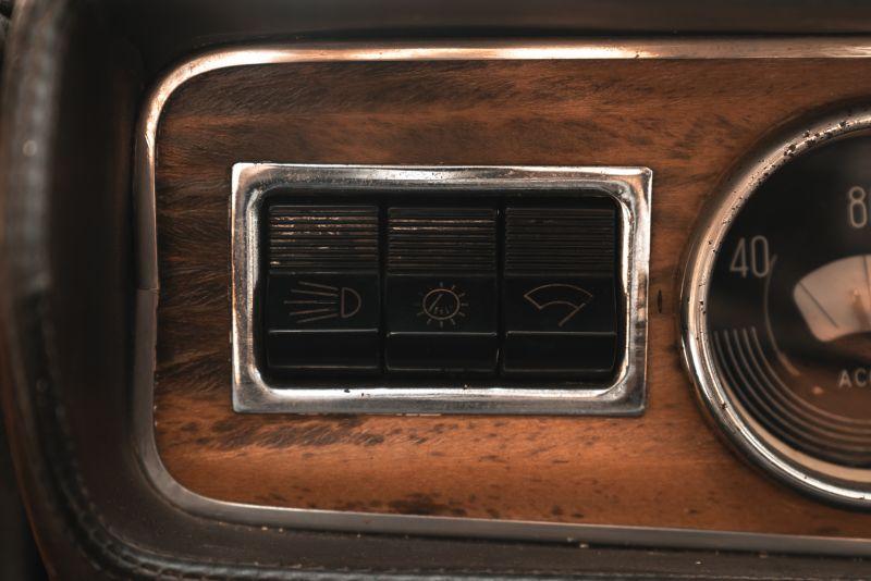1969 Fiat 124 Coupé Eveline Vignale 81767
