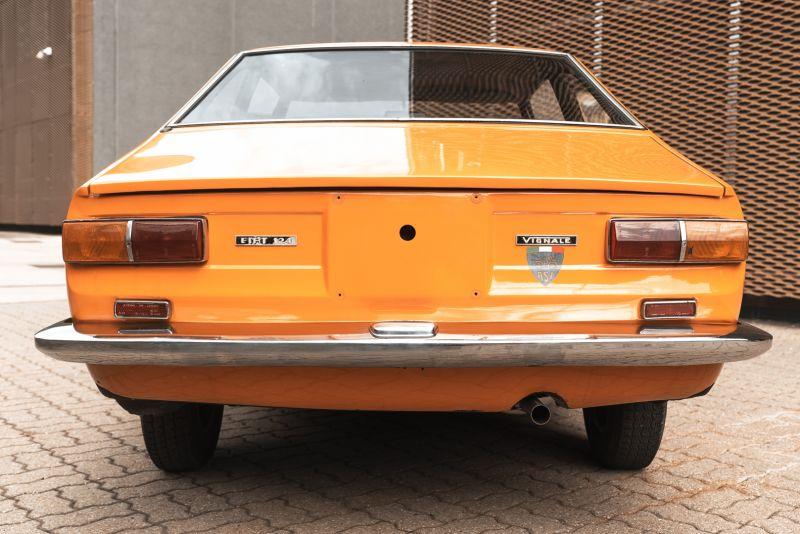 1969 Fiat 124 Coupé Eveline Vignale 81747