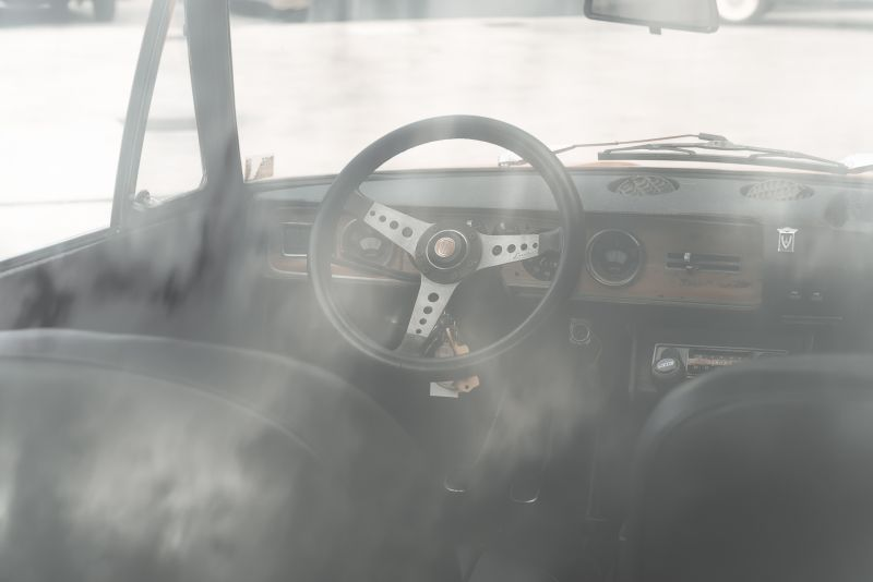 1969 Fiat 124 Coupé Eveline Vignale 81756