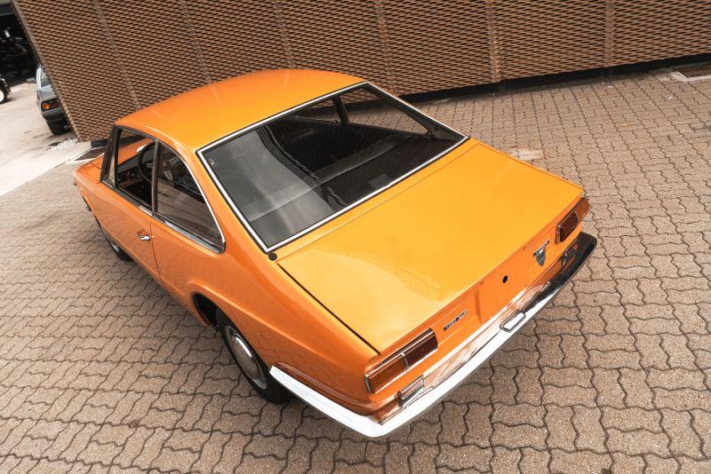 1969 Fiat 124 Coupé Eveline Vignale 81748