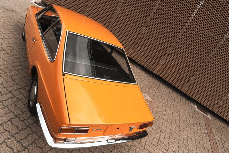 1969 Fiat 124 Coupé Eveline Vignale 81749