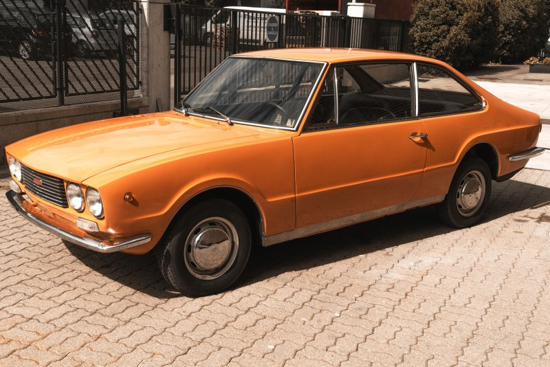 1969 Fiat 124 Coupé Eveline Vignale 81743