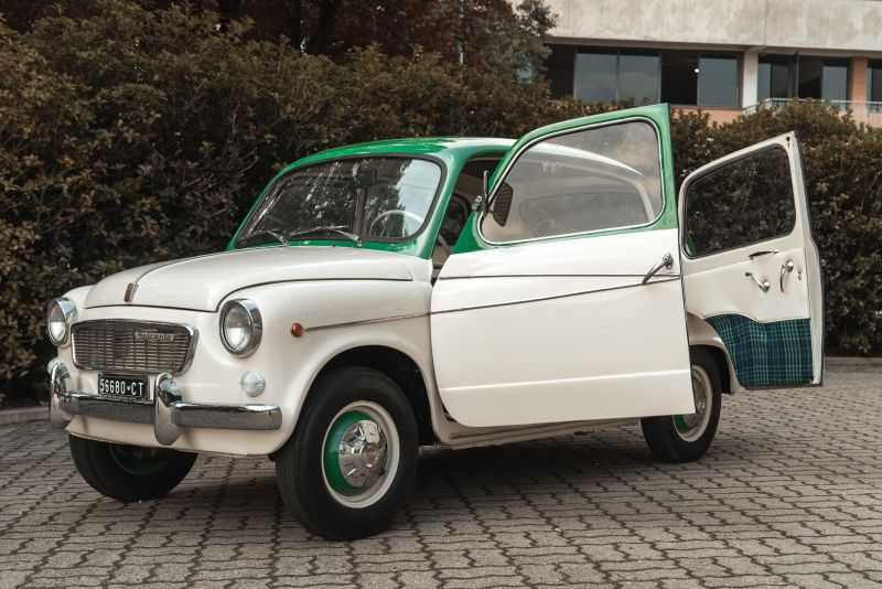 1959 Fiat 600 Lucciola Francis Lombardi 81655