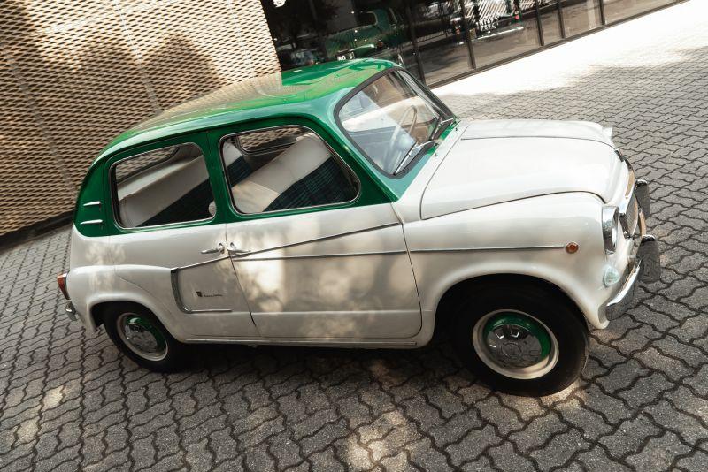 1959 Fiat 600 Lucciola Francis Lombardi 81659