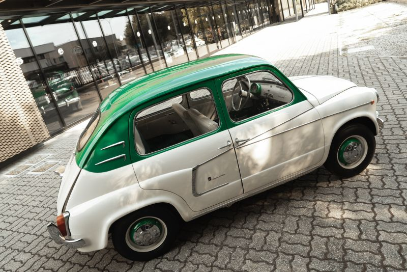 1959 Fiat 600 Lucciola Francis Lombardi 81661