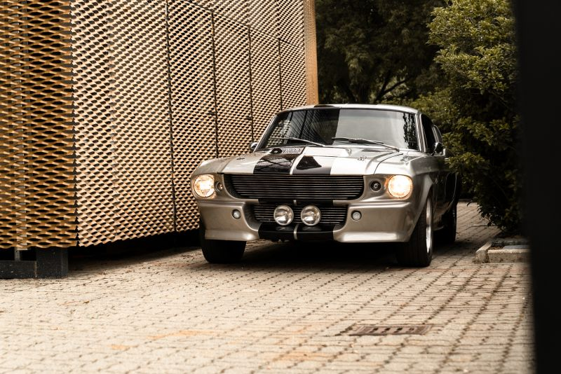 1968 Ford Mustang Shelby GT 500 Eleanor Replica 79925