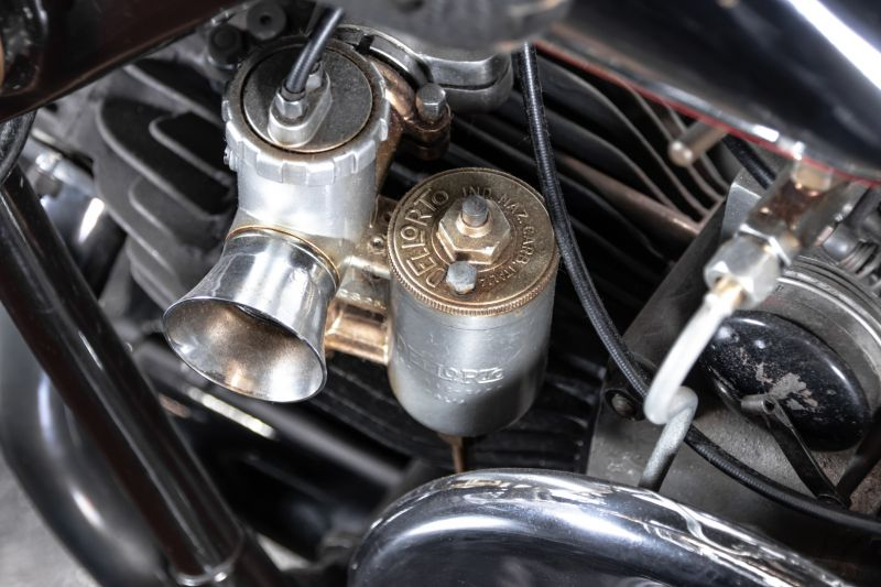 1951 Moto Guzzi 500 72193