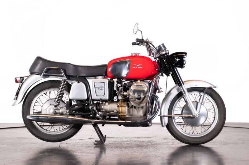1969 MOTO GUZZI V7 VS 48639