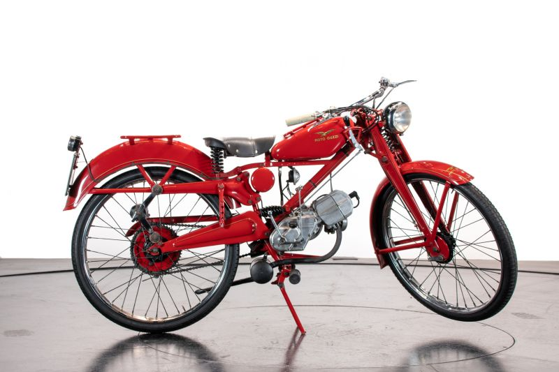 1952 Moto Guzzi 65 59383