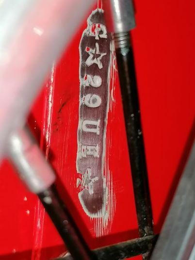 1963 Moto Guzzi Galletto 192 78276