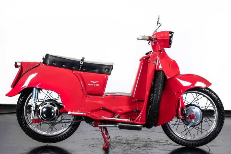 1963 Moto Guzzi Galletto 192 78272