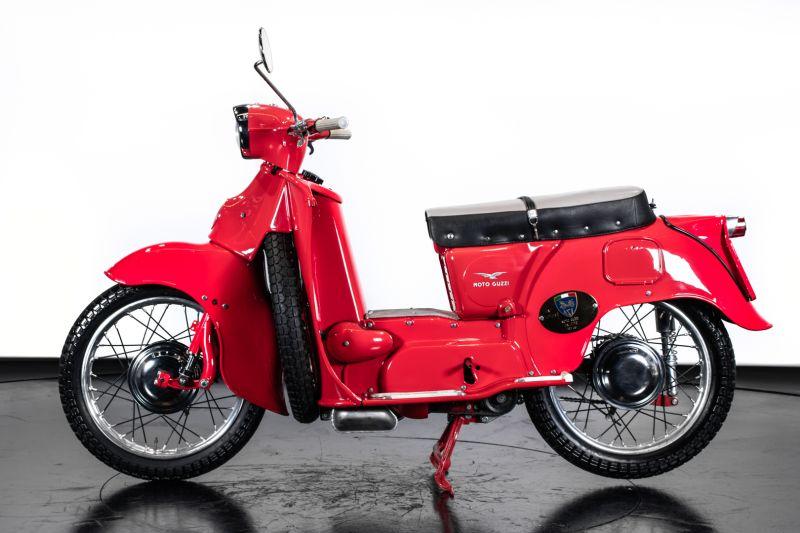 1963 Moto Guzzi Galletto 192 78273