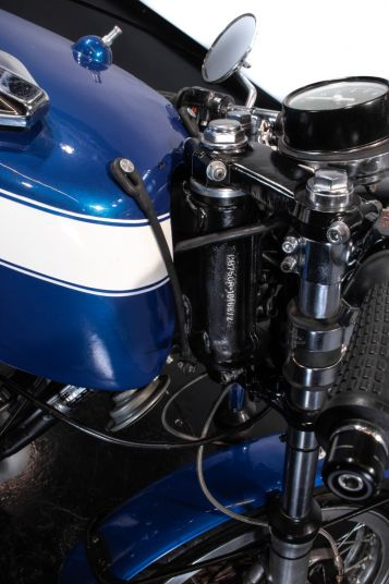1976 Honda Four 750 Café Racer 70304