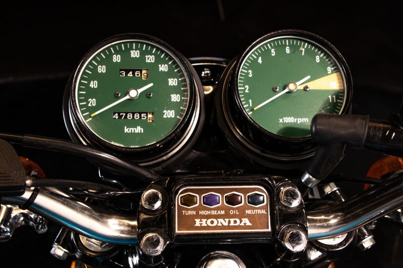 1976 Honda CB 500 Four 73327