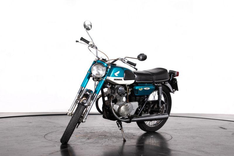 1970 HONDA CB125 46285