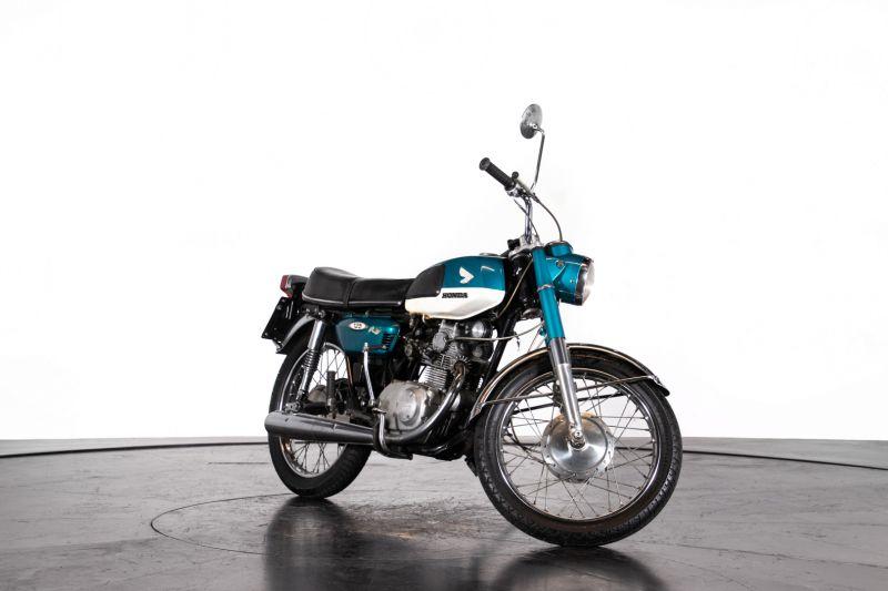 1970 HONDA CB125 46289