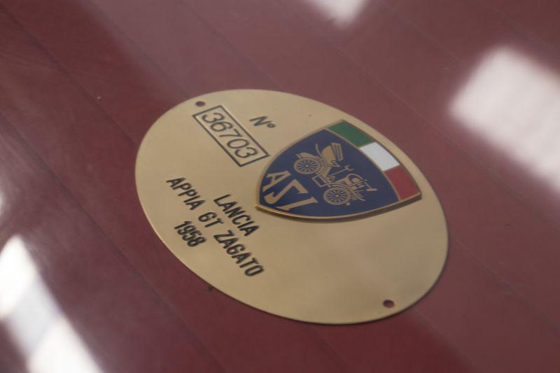 1958 Lancia Appia GTZ 17263