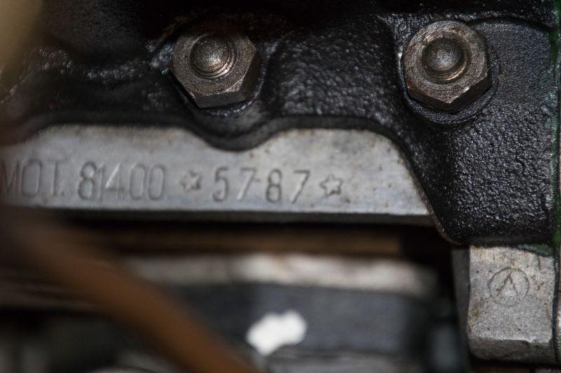 1958 Lancia Appia GTZ 17275