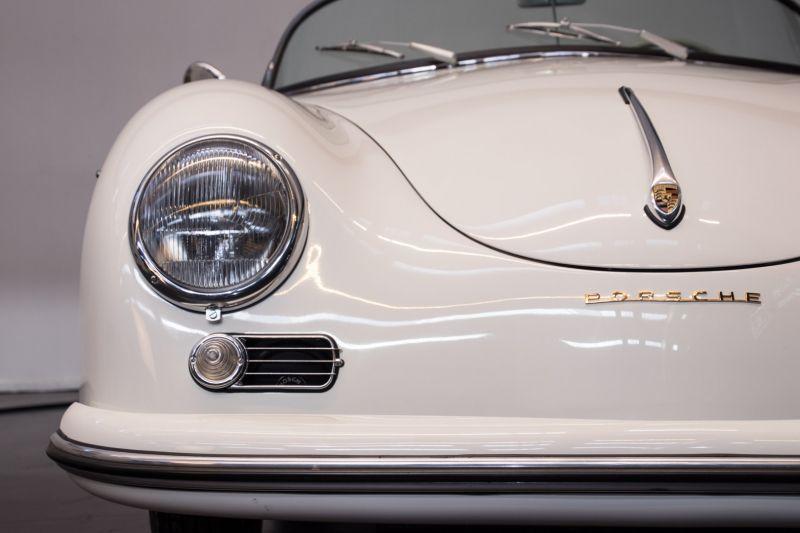 1955 Porsche 356 pre-A Speedster 17805