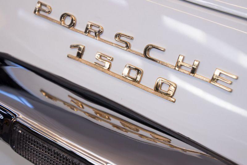 1955 Porsche 356 pre-A Speedster 17810