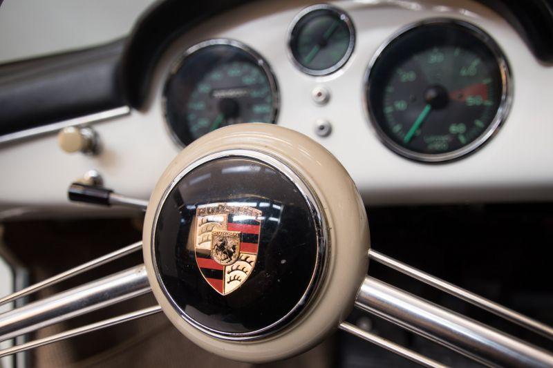 1955 Porsche 356 pre-A Speedster 17812