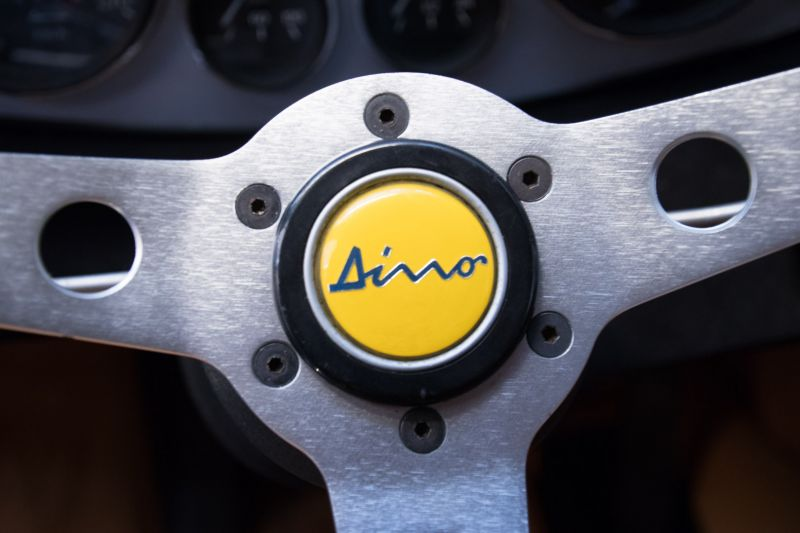 1972 Ferrari Dino 246 GT 17479