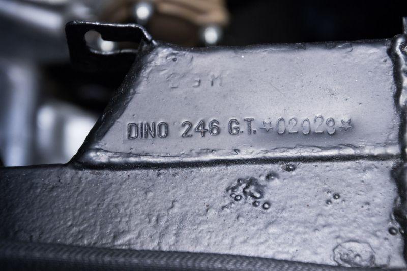 1972 Ferrari Dino 246 GT 17484