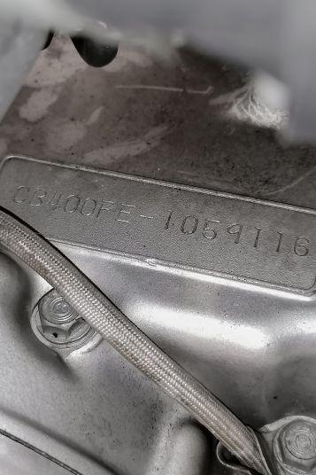 1976 Honda Four 400 SS 79884